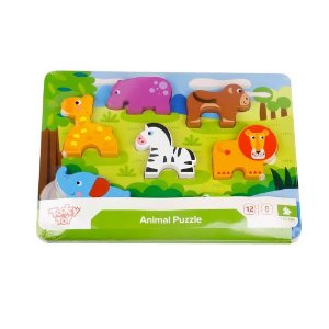 CHUNKY PUZZLE ANIMAL