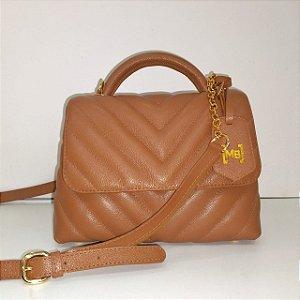 Bolsa Feminina em couro - Mini Bag Fell