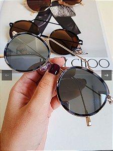 Óculos Solar Proteção UVA e UVB 400 Premium - REF: HT1085