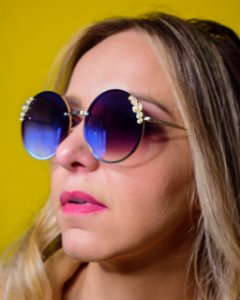 Óculos Solar Proteção UVA e UVB 400 Premium - REF: HT1248
