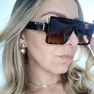 Óculos Solar Proteção UVA e UVB 400 Premium - REF: XR5304