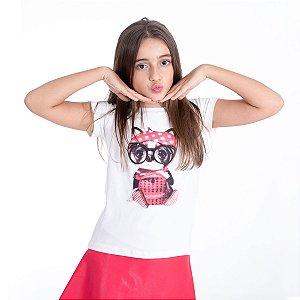 T-Shirt Pug 3D