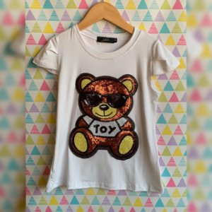 T-Shirt urso toy