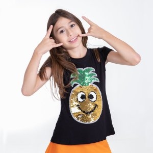T-Shirt abacaxi