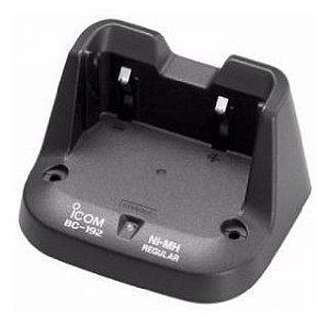 Carregador Icom Ic-v80/80e Sem Fonte (Apenas Base) - Original