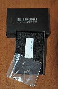 PEN DRIVE 2GB GIN PARAGLIDERS - Personalizado