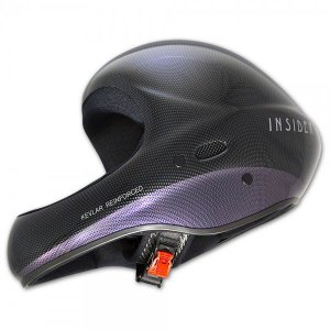 Capacete Charly INSIDER carbono