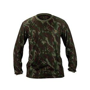 Camiseta Manga Longa - Algodão