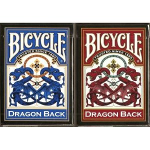 Baralho Bicycle Dragon Back