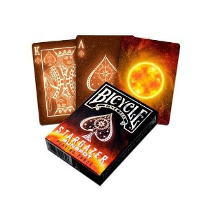 Baralho Bicycle Stargazer Sunspot - PREMIUM DECK