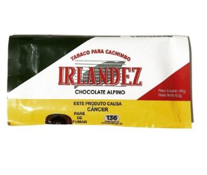 Fumo para Cachimbo Irlandez Chocolate Alpino