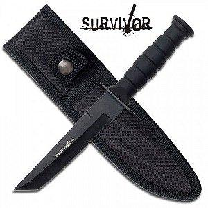 Faca Tática Survivor Hk Tanto - Ref. HK-1023TN