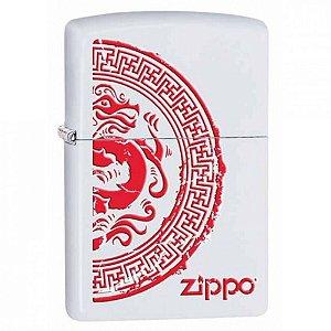 Isqueiro ZIPPO 28855 Dragon Stamp