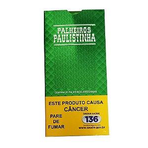 Cigarro de Palha Paulistinha Menta