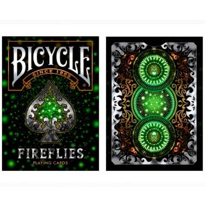 Baralho Bicycle FireFlyies - Premium Deck