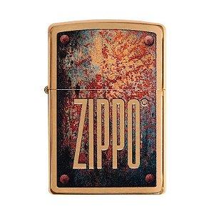 Isqueiro Zippo Rusty Plate Ref. 29879