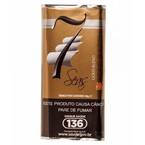 Fumo para Cachimbo Mac Baren Seven Seas Gold Blend - 40g