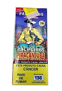 Cigarro de Palha Palheiros Piracanjuba