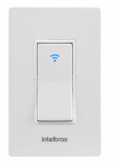 Interruptor Inteligente com comunicação Wi-Fi Intelbras