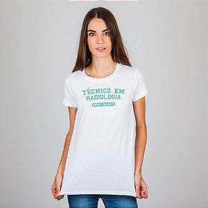 Camiseta – Técnico em Radiologia