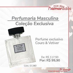 Perfume Exclusivo Di Larouffe Couro & Vetiver