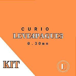 LEVE 4 PAGUE 3 - CURIO 0.30 COM COLA