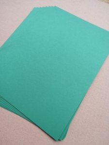 Papel Color Plus - Verde Brasil - valor por unidade