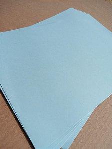 Papel Color Plus - Azul Bebê - valor por unidade