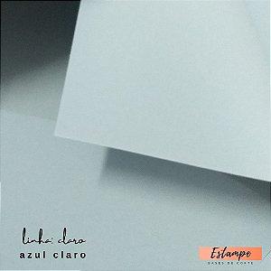 Color Plus –  A4 - Linha:  Claro -Azul Claro- 9 FOLHAS – 180g