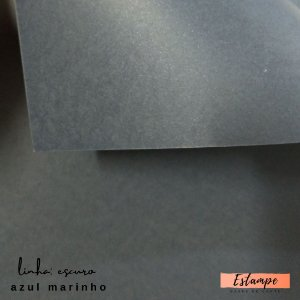 Color Plus –  A4 - Linha: Escuro - Azul Marinho - 9 FOLHAS – 180g