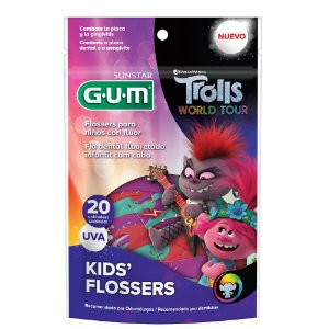 Flossers Trolls - Fio Dental