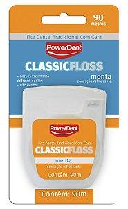 Fita Dental PowerClass 90m (pacote com 12 unidades)