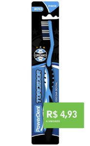 Escova Dental Torcedor Grêmio (pacote 12 unidades)