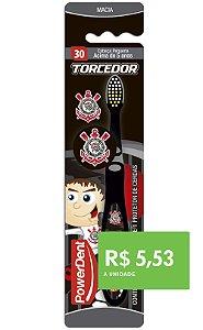 Escova Dental Kids Torcedor Corinthians (pacote 12 unidades)