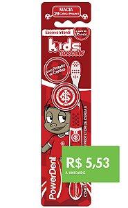Escova Dental Kids Torcedor Internacional  (pacote 12 unidades)