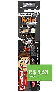 Escova Dental Kids Torcedor Vasco da Gama (pacote 12 unidades)