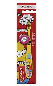 Escova Dental Simpsons + 8 anos
