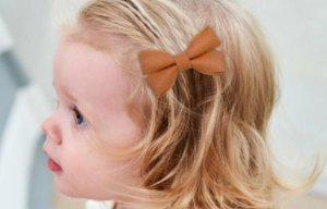 Laço de Cabelo Bebê Corino