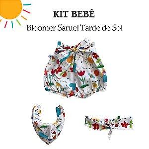 Kit Tarde de Sol - Bloomer