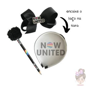 ADORO KIT NOW  UNITED TIARA COM ENCAIXE