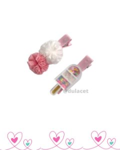 HAIR CLIP CANDY SORVETE