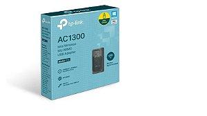 Adaptador USB Mini Wireless MU-MIMO AC1300  Archer T3U