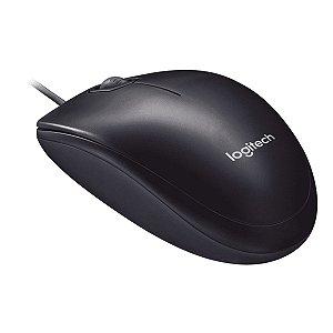 Mouse USB M90 - Logitech - Preto