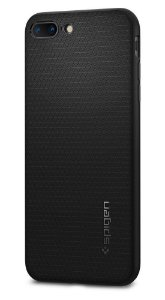 Capa para iPhone 7/8 Plus – Spigen Liquid Air, Anti-Impacto (preto)