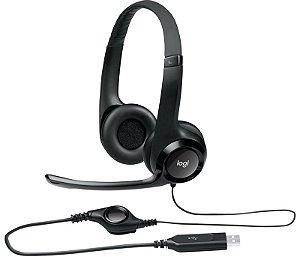 Headset USB H390 USB Logitech