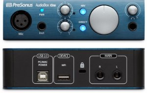 Interface Presonus Audiobox iOne