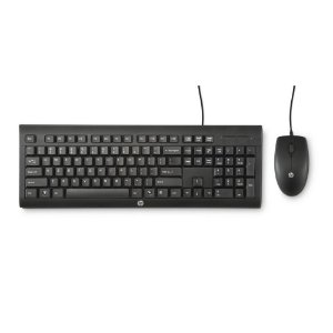 Kit Teclado + Mouse USB C2500 J8F15AA#AC4 HP