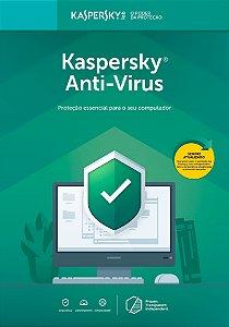Kaspersky Anti Virus 5 Usuários 2 anos BR Download