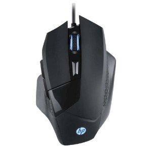 Mouse USB Gamer Hp G200 - Preto
