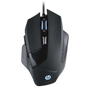 Mouse USB Gamer Hp G200 - Preto